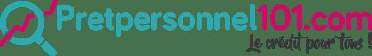 Logo du site de comparaison et de simulation de crédit pretpersonnel101.com